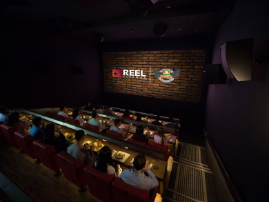 Get free house drinks at Guy Fieri's Dubai cinema