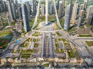 Record-breaking mall to open at Dubai Creek Harbour