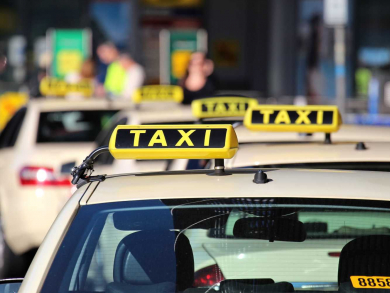 A new taxi system is set to make getting home from events much easier