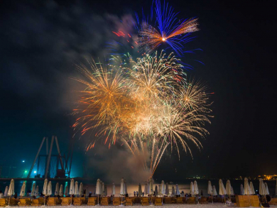 Three days of fireworks planned for Eid al-Adha