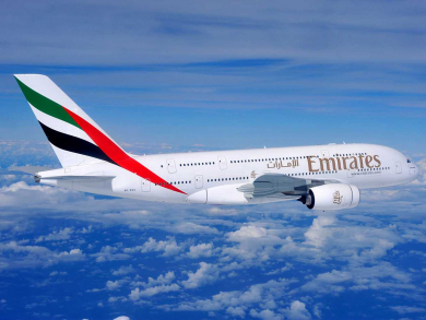 Fly from Dubai to Beirut, Mumbai, Los Angeles and Bangkok for less with Emirates' huge sale