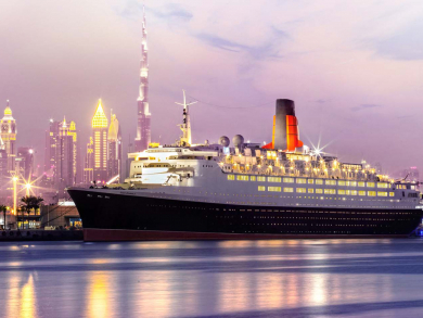 Spend Eid aboard the QE2 from Dhs699