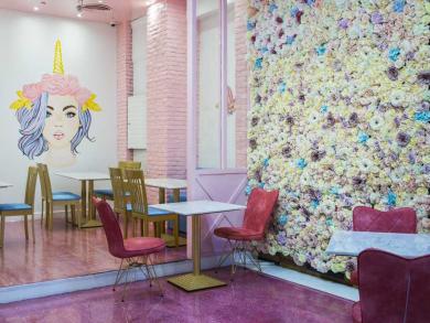 Unicorn café now open in Wasl Vita