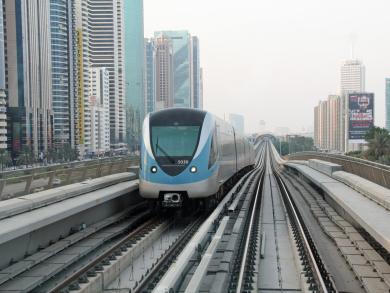 Dubai Metro times announced for Eid al-Adha