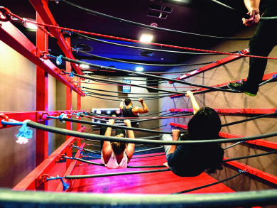 TEPFactor Dubai: Quick guide to the adventure centre