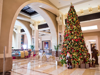 Dubai Christmas hotel deals 2018: City's best festive offers and discounts