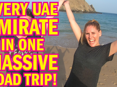 WATCH: Time Out Dubai's epic seven Emirate road trip
