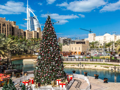 7 things you need to know about spending Christmas in Dubai
