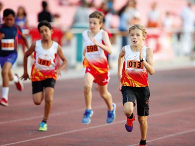 20 ways to keep kids healthy in Dubai