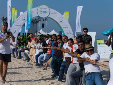 Dubai Fitness Challenge is back for 2018, plus outdoor adventures