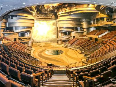 Al Habtoor Theatre is now open for venue hire
