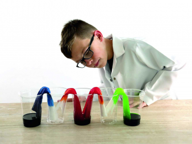 UAE mum launches lab  boxes for kids