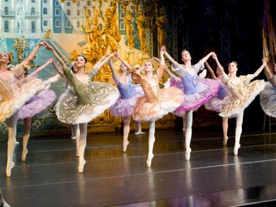 World-renowned Ukraine Ballet Sleeping Beauty coming to Dubai Opera