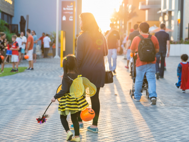 Riverland Dubai to give out 50,000 sweets this Halloween
