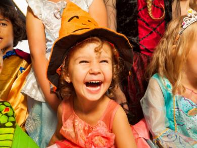 Nine kids' Halloween activities you can't miss