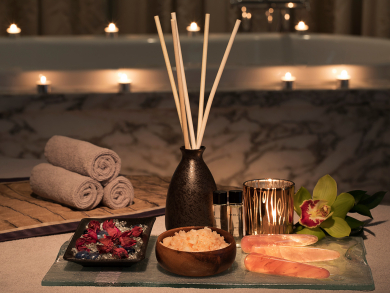 Experience a Complete Wellness Journey at DIFC's The Ritz-Carlton Spa
