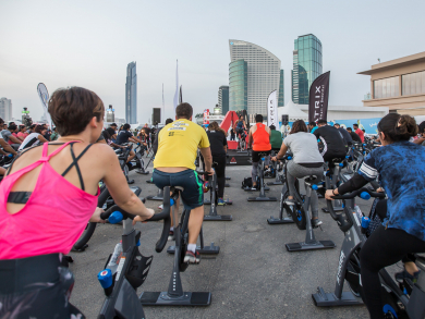 Everything you need to know about Dubai Fitness Challenge 2018