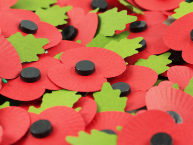 Where to buy a Poppy in Dubai for Remembrance Day 2018