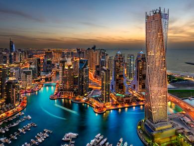 Dry night announced for Dubai