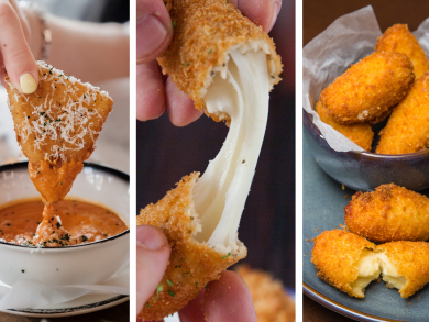 Dubai's 18 best fried cheese dishes