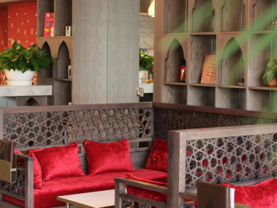 Dubai's first specialty coffee lounge opens on Palm Jumeirah