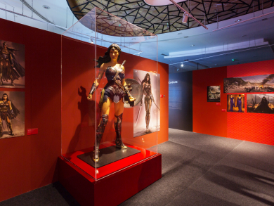 Yas Mall to host massive one-of-a-kind DC superhero exhibition