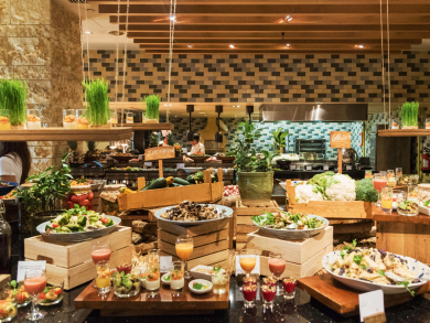 Five Abu Dhabi brunches to enjoy over the 2018 F1 Grand Prix weekend