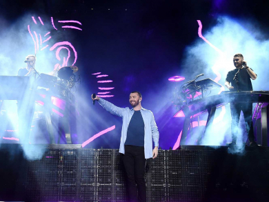 Sam Smith at the Abu Dhabi F1 Grand Prix: What you need to know