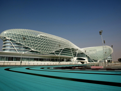 Where to stay for the Abu Dhabi F1 Grand Prix 2018: The area's best hotels