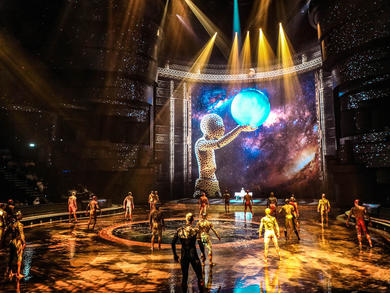 Wrap up the festive season at La Perle