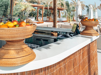 Christmas offer of the day: Festive beach brunch at Playa Nomade