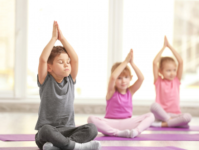 Is yoga good for your kids?