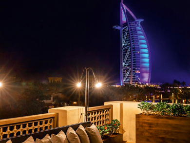 Best bar with a view in Dubai 2018