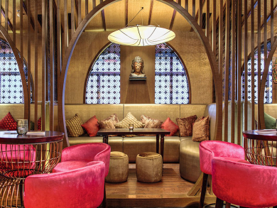 Best lounge bar in Dubai 2018