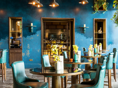 Best restaurant bar in Dubai 2018