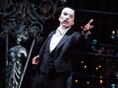 Phantom of the Opera is coming to Dubai Opera in 2019