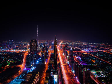 Dry night confirmed for Dubai tonight