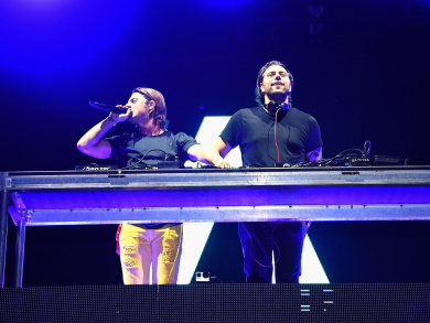 Christmas offer of the day: Ingrosso live at Gotha
