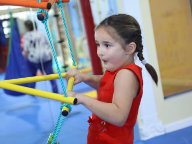 Boosting kids' creativity through sensory play