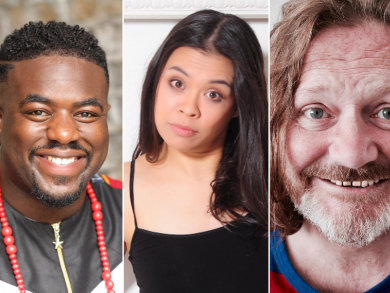 The Laughter Factory reveals February line-up