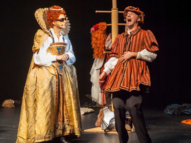 Horrible Histories comes to the Madinat Theatre