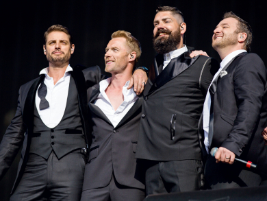 Boyzone, Busted and The Proclaimers all coming to Dubai
