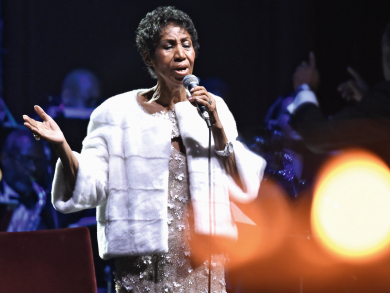 Aretha Franklin tribute act by Mica Paris coming to Dubai Opera