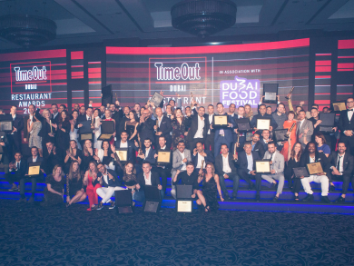 Time Out Dubai Restaurant Awards 2019: Winners and Highly Commended