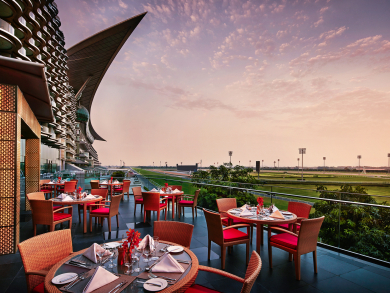 The Meydan Hotel is the ultimate place to celebrate this year's Dubai World Cup