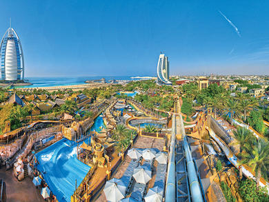 Wild Wadi Waterpark to open from Friday July 10