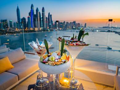 Dubai's best places for bar food 2019