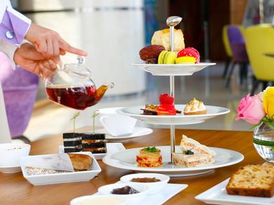 Dubai's best places for afternoon tea 2019