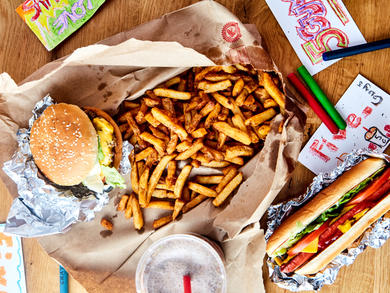 Best fast food restaurants in Dubai Mall 2019