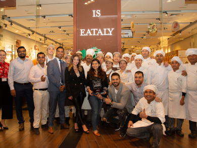 In pictures: The winners of the Time Out Dubai LOVE Food Awards at The Dubai Mall